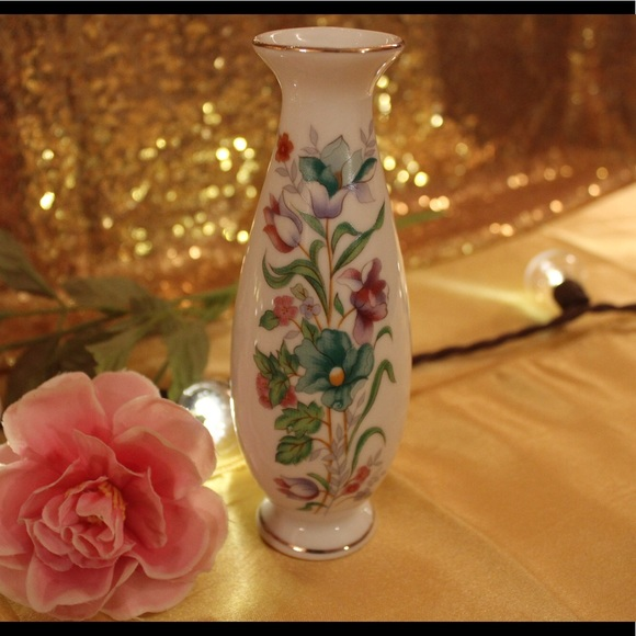 Other - Colorful Flower Vase